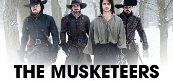 New BBC Drama The Musketeers Launches on Sunday