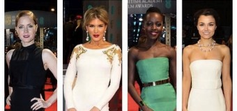 The BAFTAs Brought Jokes, Tears and Great Fashion!