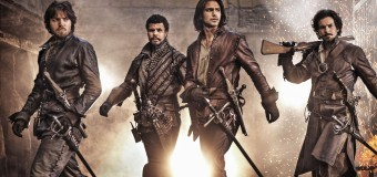 The Musketeers Set for a Second Series