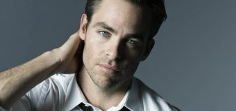 Chris Pine is the New Face of Armani