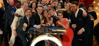 Hollyoaks Scoop Top Prize at British Soap Awards