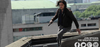 Kit Harington Action Scene Photos Released from New Spooks Movie