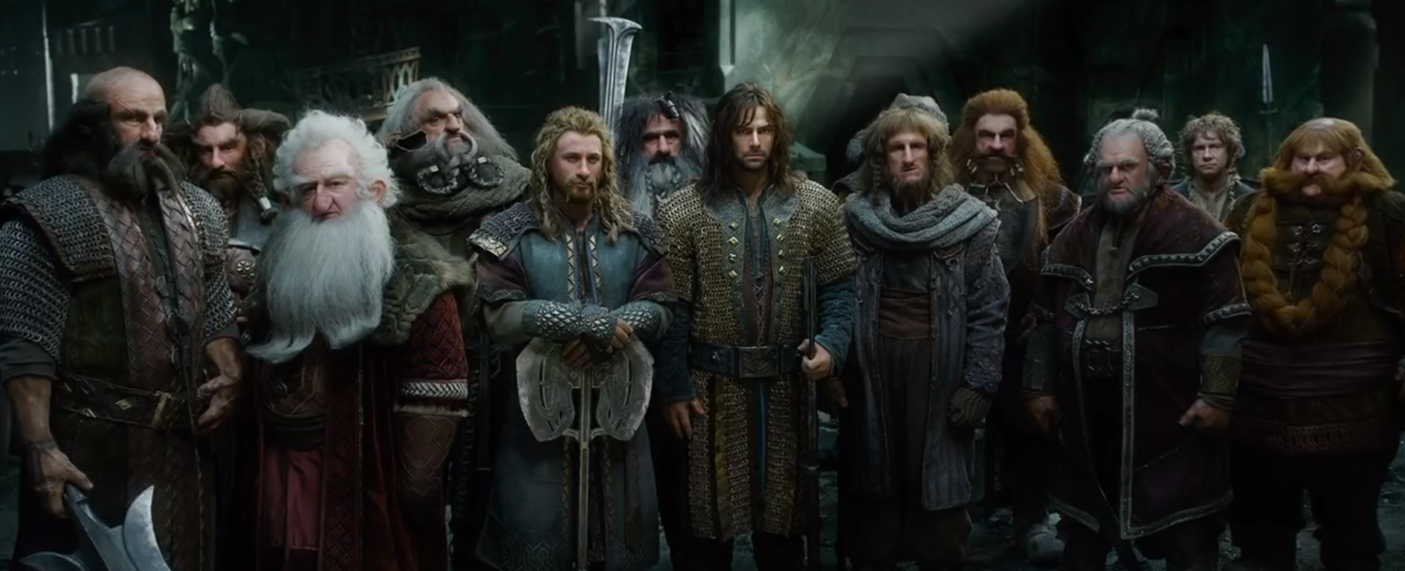 The Hobbit: The Battle of the Five Armies Trailer released.