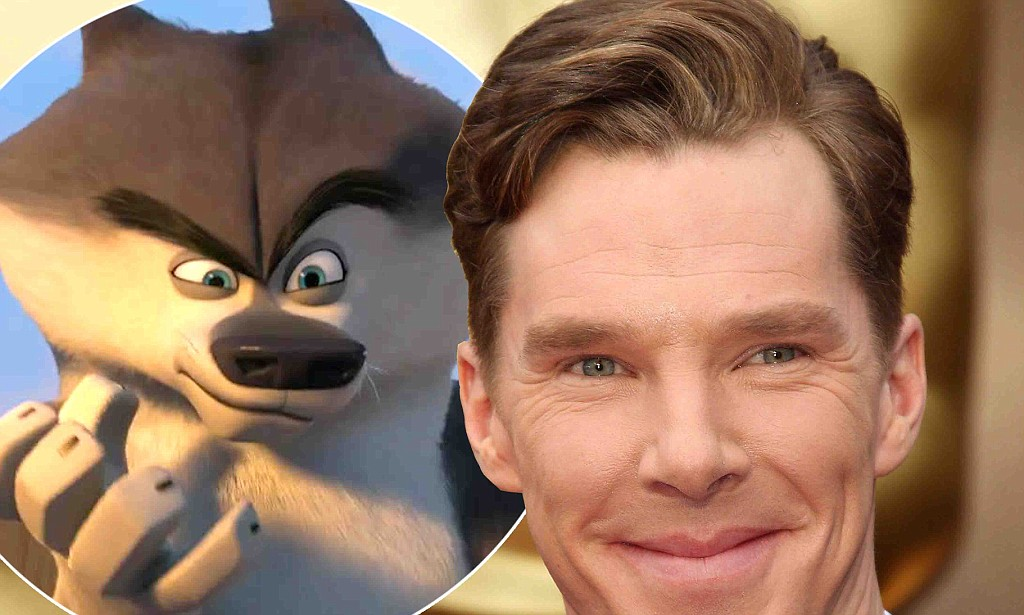 Benedict Cumberbatch discusses getting into character for his new role.