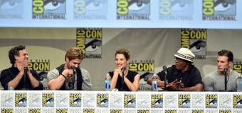 Summer, San Diego Comic Con, Trailers and Theatre!