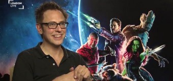 Guardians of the Galaxy Director James Gunn Says 'No!' to Bond