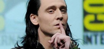 Tom Hiddleston and Loki were Missed at Comic Con 2014