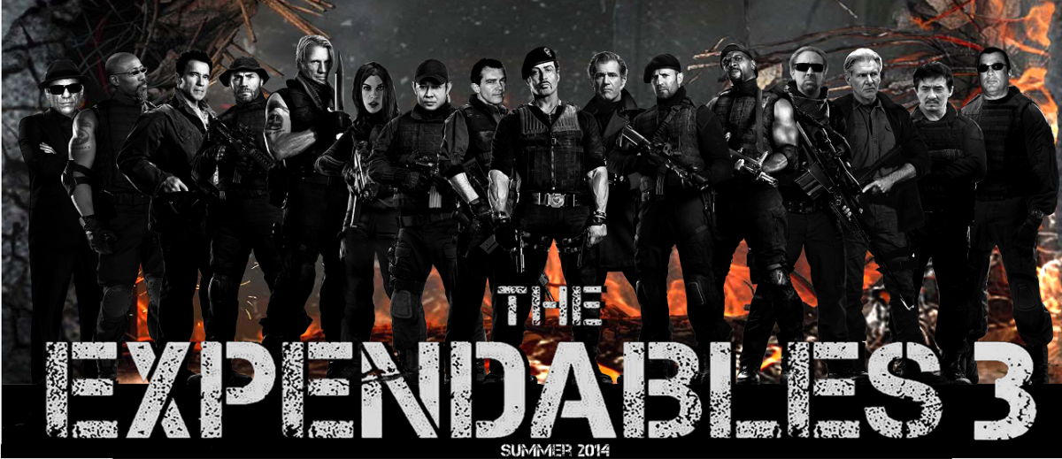 Expendables 3 review