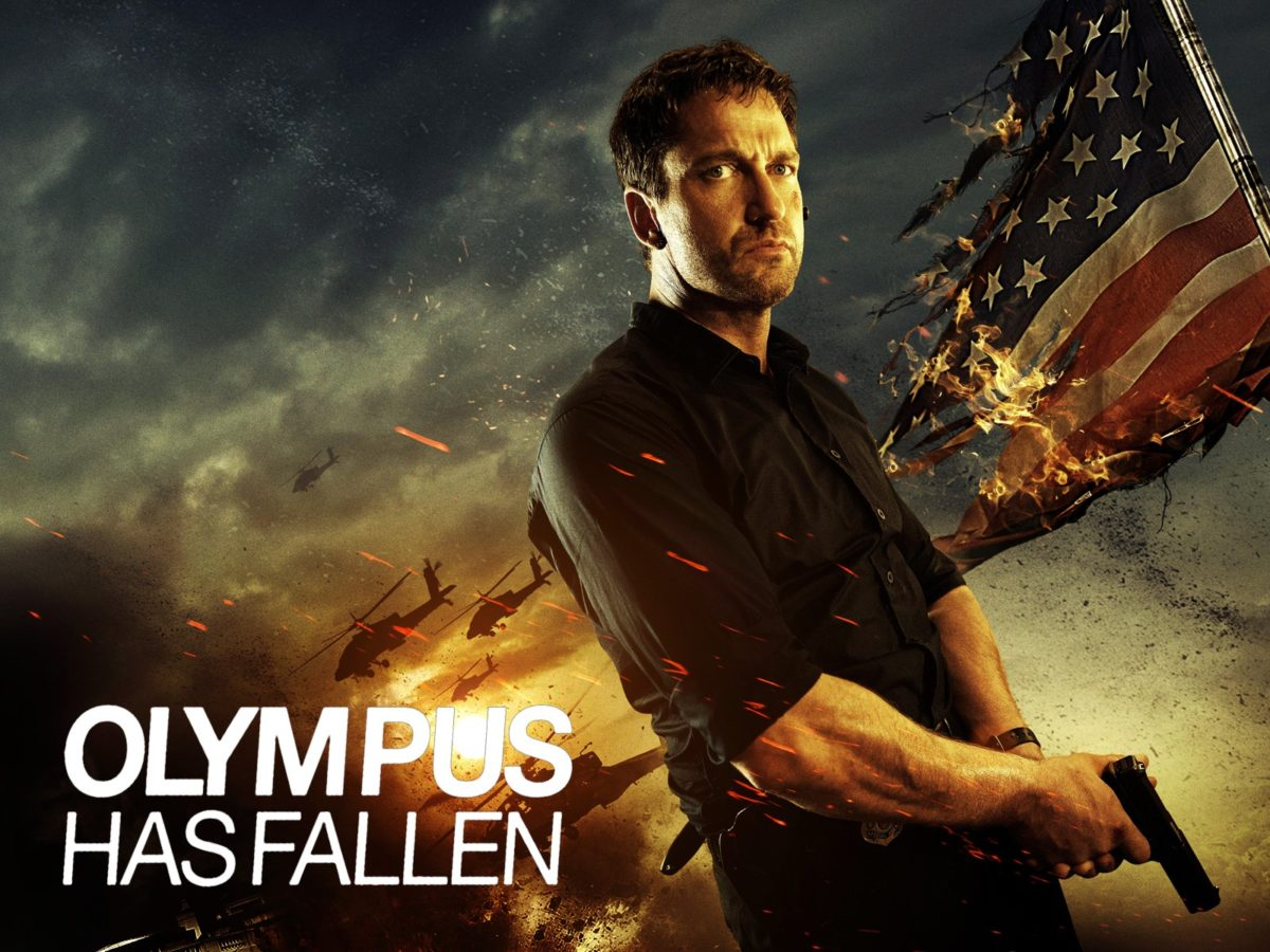Olympus Has Fallen sequel