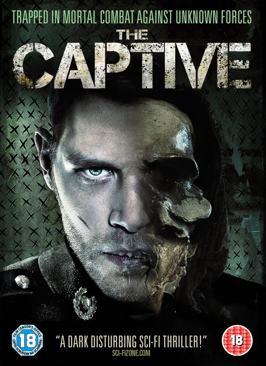 The Captive Starring Joseph Morgan is Released on DVD