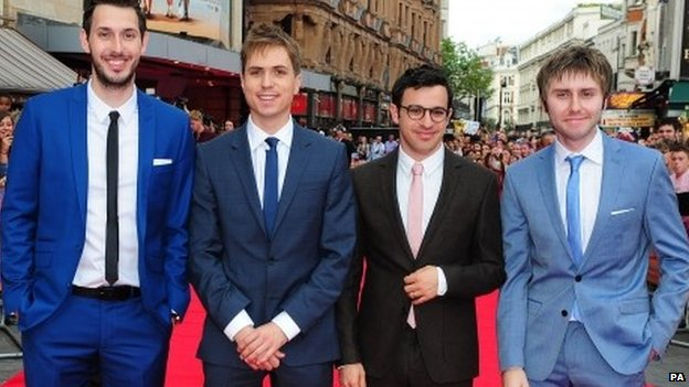 Image result for inbetweeners now
