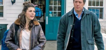 Hugh Grant is Back and Stars in Rom-Com The Rewrite