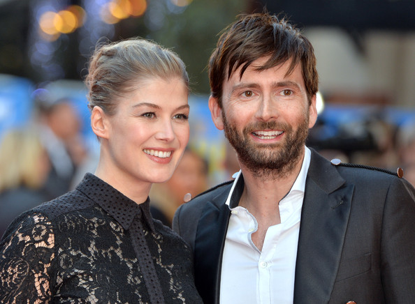 David Tennant What We Did On Our Holiday Premiere
