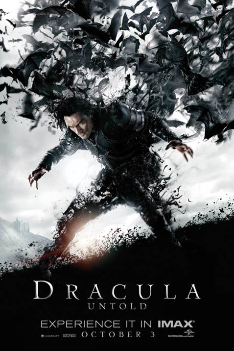 Dracula Untold new poster