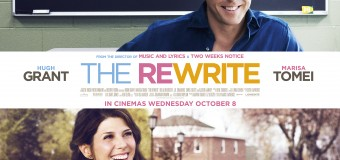 'The Rewrite' Poster Unveiled