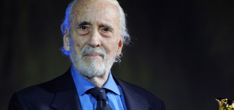 Big Screen Icon Christopher Lee to Receive BFI Fellowship
