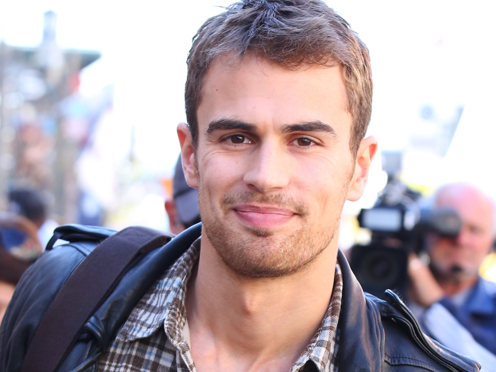 Theo James to Lead Cas...