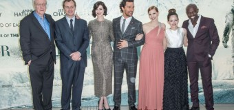 Interstellar Premiere Official Blue Carpet Photos and Footage has Landed