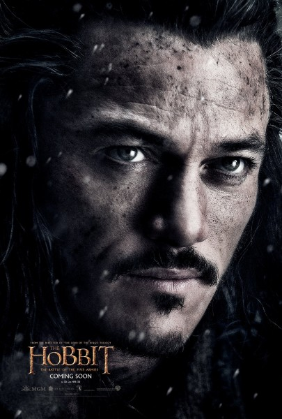 Bard the Bowman Luke Evans