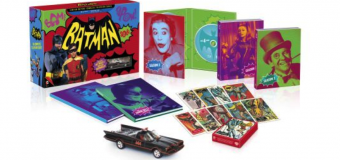 Batman: The Complete TV Series Collector's Edition Released on DVD and Blu-ray