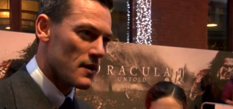 Film and TV Now Interviews – Luke Evans, Sarah Gadon and Charles Dance at the Dracula Untold Premiere