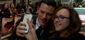 Film and TV Now Interview – Complete Collection of Dracula Untold Red Carpet Interviews