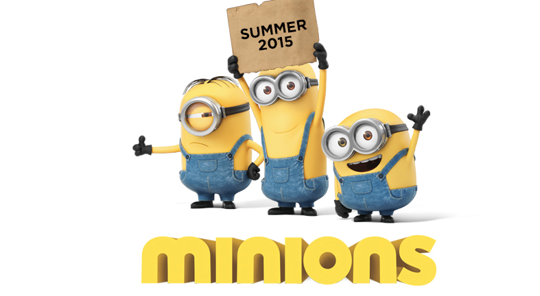Minion movie release date