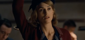 Watch Keira Knightley Crack a Code in a New Clip from The Imitation Game with Benedict Cumberbatch and Mark Strong