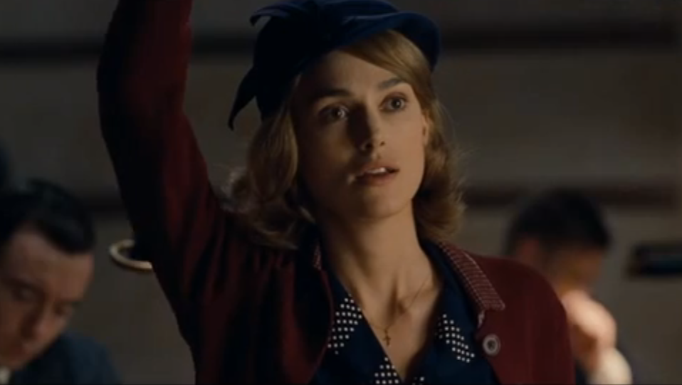 Keira Knightley The Imitation Game