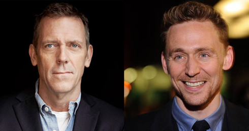 Tom Hiddleston and Hugh Laurie Cast in BBC's 'The Night
