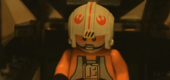 'Star Wars: Episode VII- The Force Awakens' Gets The Lego Treatment