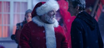 Doctor Who – Last Christmas Review