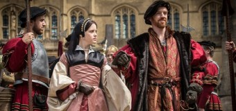 Watch Damian Lewis as Henry VIII in the New Wolf Hall Trailer