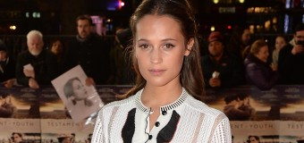 Alicia Vikander Signs On To 'Submergence' Alongside James McAvoy