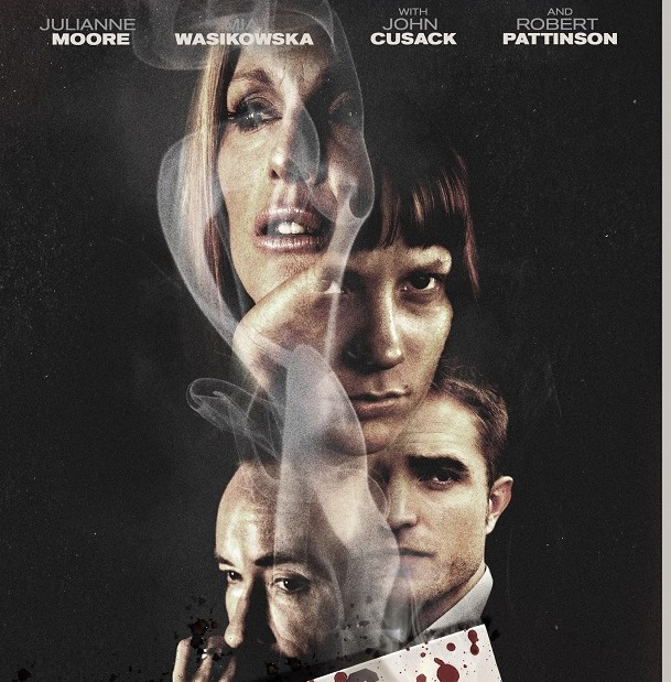 David Cronenberg's 'Maps To The Stars' Gets A New Trailer & Poster on
