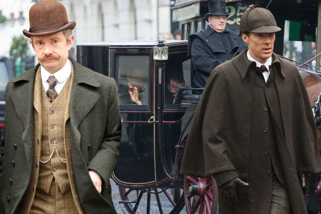 Sherlock To Return To Victorian Roots In Standalone Christmas Special