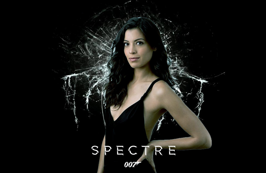SPECTRE gets Third Bond Girl