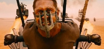 Buckle up… The Explosive Main Trailer and Poster for Mad Max: Fury Road has Landed!