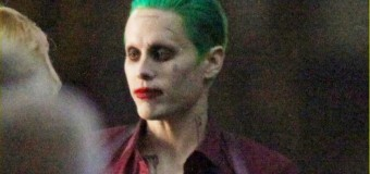 Jared Leto Turns Into The Joker In Real Life With Suicide Squad Pranks