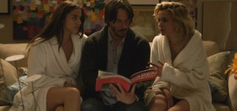 Knock Knock Review: Eli Roth Has Fun And Games Planned For Keanu Reeves