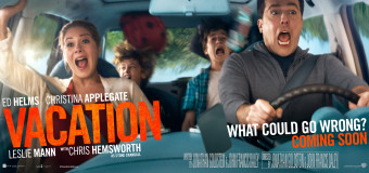 New Hilarious Posters Zoom In For 'Vacation' Starring Ed Helms & Christina Applegate