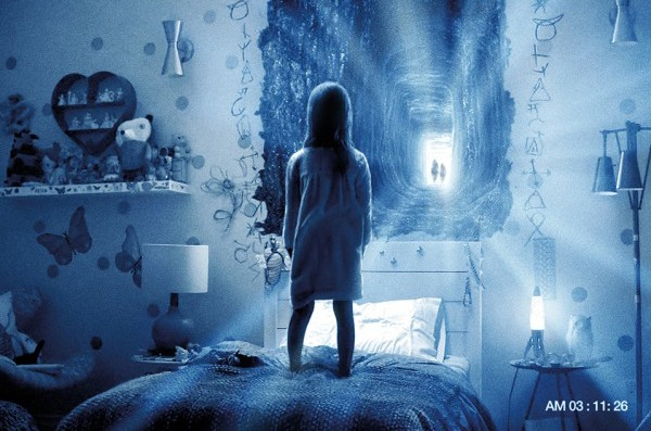 Paranormal Activity Oren Peli