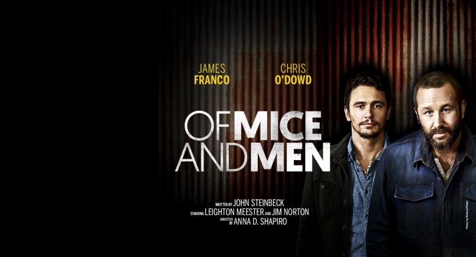 a review of the movie of mice and men Of mice and men has 1618391 ratings and 27102 reviews paul said: the title of  this novel is only 50% accurate, a very poor effort yes, it's about me.