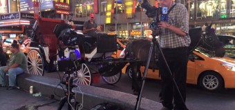 Film And TV Now Interview: Photographer Aaron Keigher Delivers a Timeless Time-Lapse with 'Nostalgic in New York'