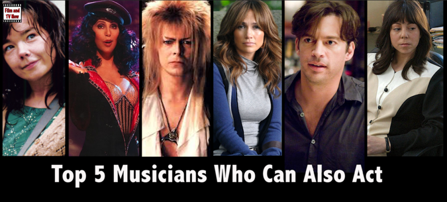 Top 5 Musicians Who Can Also Act