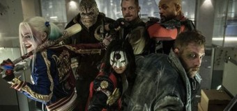 David Ayer Releases New Suicide Squad Picture