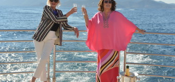 Watch Absolutely Fabulous: The Movie World Premiere Live Stream