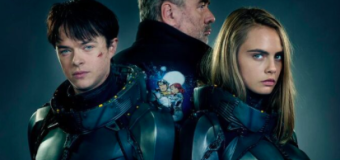 First Look Images Land For Luc Beeson's Valerian And The City Of A Thousand Planets