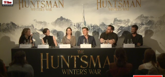 """You Have To Search Through The Crap Roles For Women""- Emily Blunt Talks Picking Roles At The Huntsman: Winter's War Press Conference"