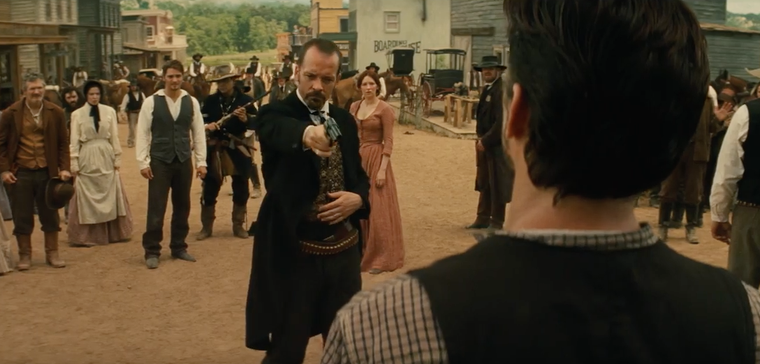 The Magnificent Seven Trailer: Things Get Messy In Antoine ...